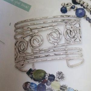 Premier designs Maya cuff bracelet
